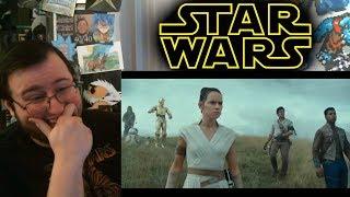 "Gors ""Star Wars Episode IX - The Rise of Skywalker"" Teaser Trailer REACTION"