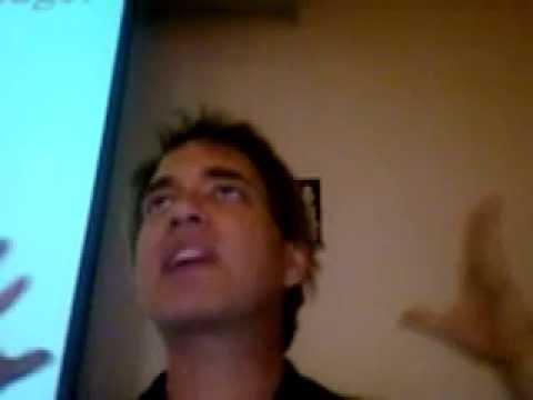 Cognitive Psychology: Imagery lecture - David Peterzell - UCSD, SDSU, Fielding Graduate University