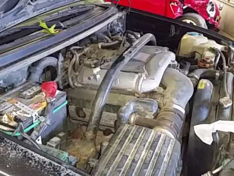 cp1001 - 2003 chevy tracker - 2 5l engine