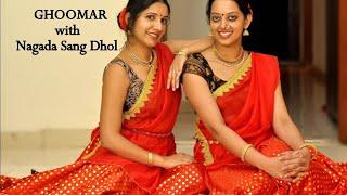 Ghoomar with Nagada Sang Dhol dance cover
