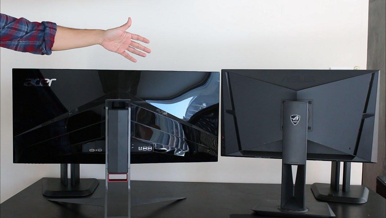 Asus Pg279q Vs Acer X34 Predator The 2 Best Gaming