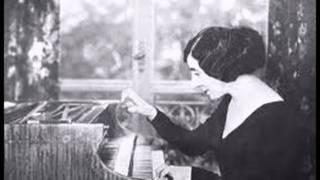 BACH - Concerto Italiano - Cembalo: Wanda Landowska (First Rec 1936)