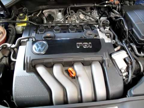 2004 VW GOLF V 2.0 FSI - YouTube