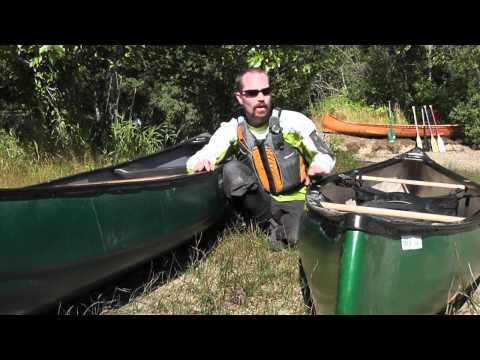 Canoe Shapes &