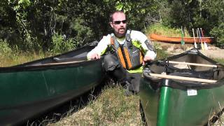 Canoe Shapes & Designs - Hull Shape, Sides & Rocker Explained