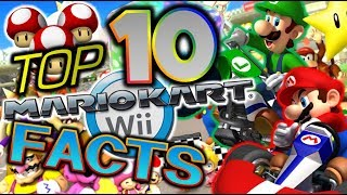 Top 10 Interesting Facts About Mario Kart Wii [REMAKE]