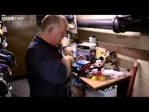 Lost Property on the Underground - The Tube Episode 2 - BBC Two