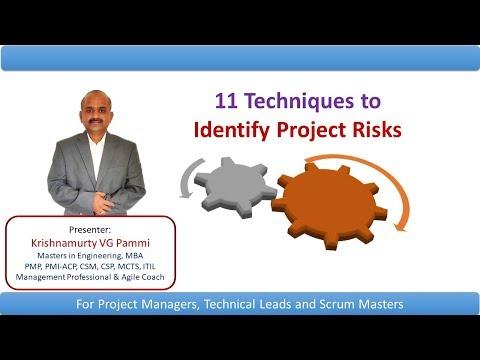 11 Risk Identification Techniques