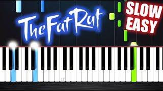 thefatrat monody easy piano tutorial by plutax