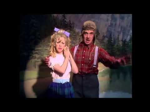 Lumberjack song lyrics