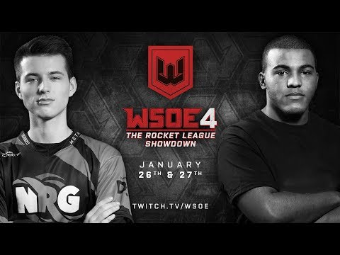 WSOE 4: The Rocket League Showdown - Day 2 thumbnail