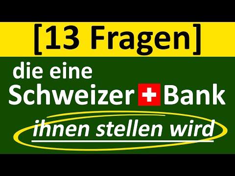 Konto In Der Schweiz Eroffnen 10 Grunde Ex Ubs Anwalt Packt Aus
