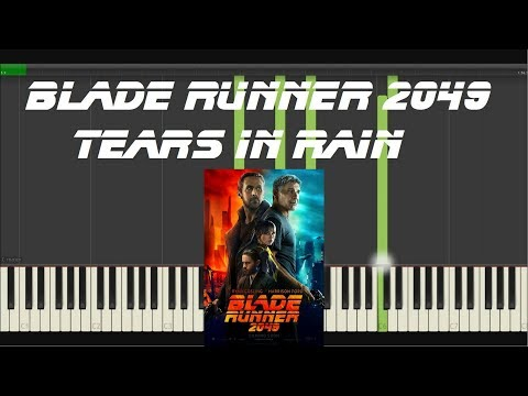 Blade Runner 2049 Theme - Piano Tutorial & Sheet