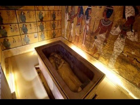 Ruang Rahasia Di Belakang Makam Raja Tut?
