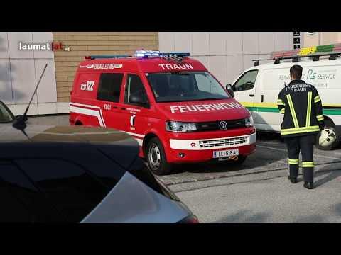 Mieterin Bei Deckeneinsturz In Einer Wohnung In Traun Verletzt