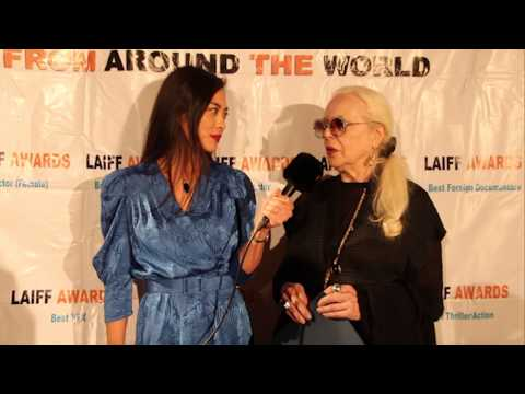 Los Angeles Independent Film Festival  Barbara Bain