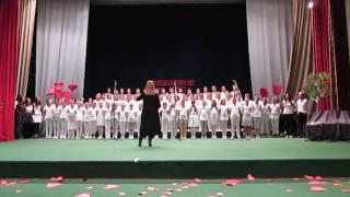 "Choir: Primary school ""Ivo Andrić"" - Belgrade Piano: Jana Milenkovi..."