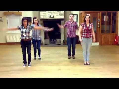 Irish Country Music Jiving Medley