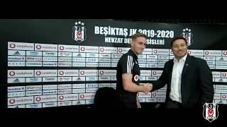 Tyler Boyd Beşik Beşiktaş'a Hoş Geldiniz