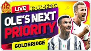 Solskjaer Wants KANE! SANCHO Latest! Man Utd Transfer News