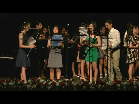 SAS High School Graduation Ceremony 2016