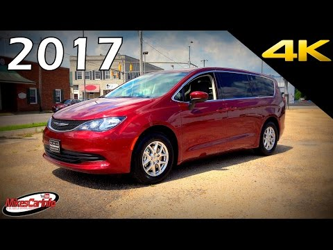 2017 Chrysler Pacifica Touring - Ultimate In-Depth Look in 4K