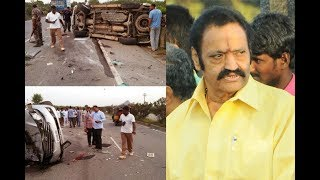 Actor and leader Nandamuri Harikrishna dies in an accident