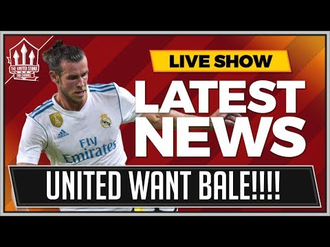 MOURINHO Wants BALE At MANCHESTER UNITED & Ends PERISIC Transfer Chase | MAN UTD Transfer News