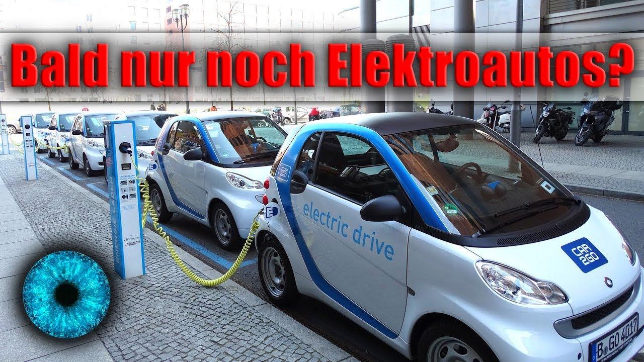 Bald nur noch Elektroautos? - Technik vor Technologiesprung ...