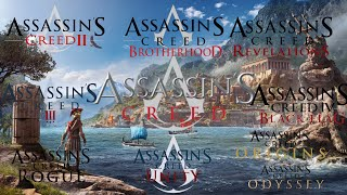 Assassin's Creed Remix(the Assassin's Creed Legacy) | All Games