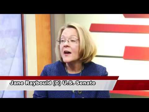 News Channel Nebraska: Senate Hopeful Mum on Tax Cut Question