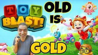 لعبة البازل الشهيرة توي بلاست | اقوى لعبه مكعبات Toy Blast | Gamer blarabi | جيمر بالعربى screenshot 2