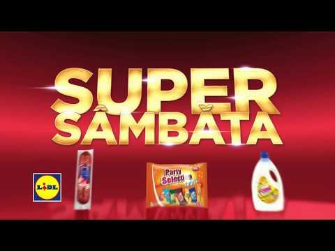 Super Sambata la Lidl • 27 Mai 2017