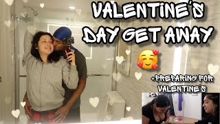 How We Spent Our Valentines!!!❤️ + preparing for V-Day