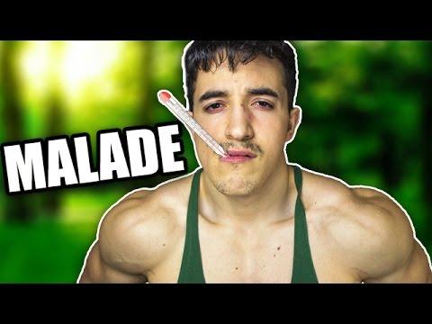 JE SUIS MALADE !!