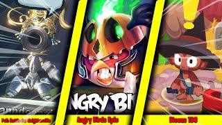PvZ:  Battle for Neighborville vs Angry Birds Epic vs Bloons TD 6 - Pamiętacie z Brotkidstv?