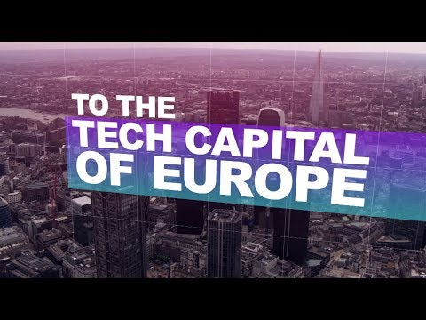 London: World Capital Of Tech