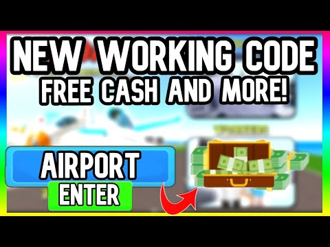 Roblox Airport Tycoon Codes July 2020
