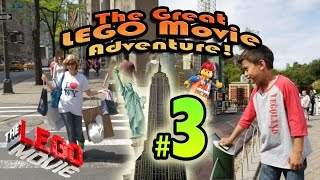The GREAT LEGO MOVIE ADVENTURE! Episode 3 [EvanTubeHD CLASSIC WEEK]