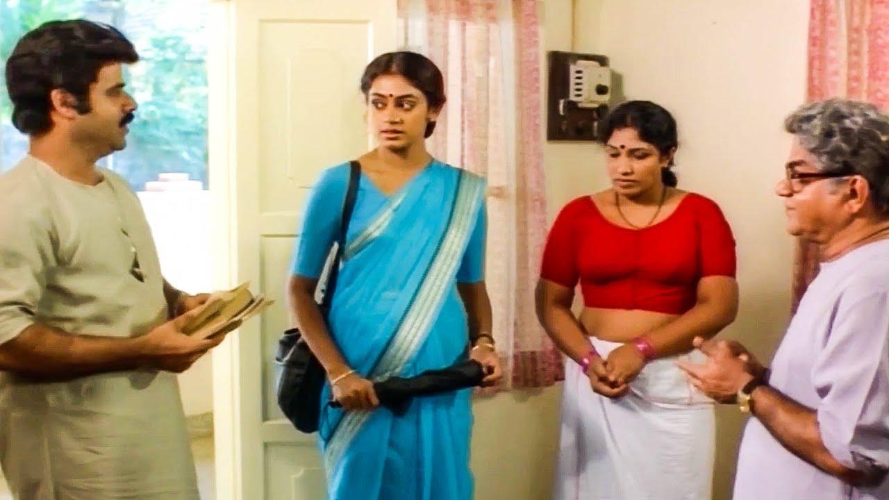 ഒരു അടിപൊളി കോമഡി സീൻ...  അതികം ആരും കണ്ടിട്ടുണ്ടാകാൻ  വഴി ഇല്ല | Sasneham Comedy Scene