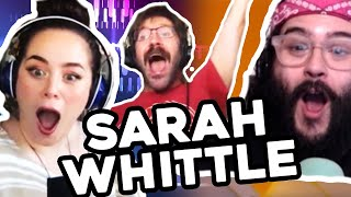 Sarah Whittle's (SMOSH) Big Game Show Fail... and WIN?! | The Valleycast