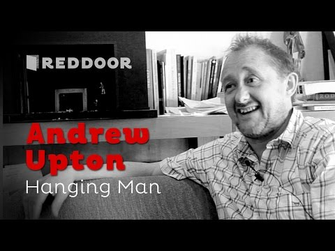 HANGING MAN by Andrew Upton