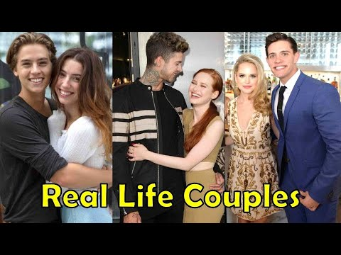 Real Life Couples of Riverdale