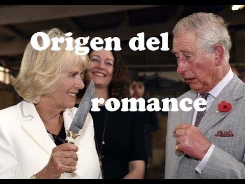 La historia del romance entre el príncipe Carlos y Camilla