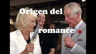 La historia del romance entre el príncipe Carlos y Camilla Parker