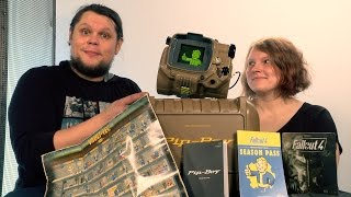 Fallout 4 Pip Boy Edition Unboxing