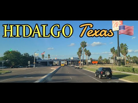 DELIVERY AND PICKUP IN HIDALGO TEXAS 🇺🇸 | PINOY TRUCKER IN ALBERTA 🇨🇦