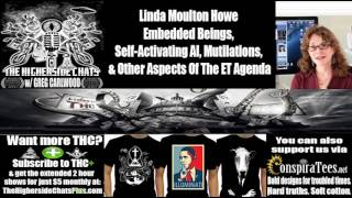 Linda Moulton Howe | Embedded Beings, Self-Activating AI, Mutilations, & The ET Agenda