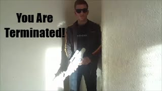 You Are Terminated!