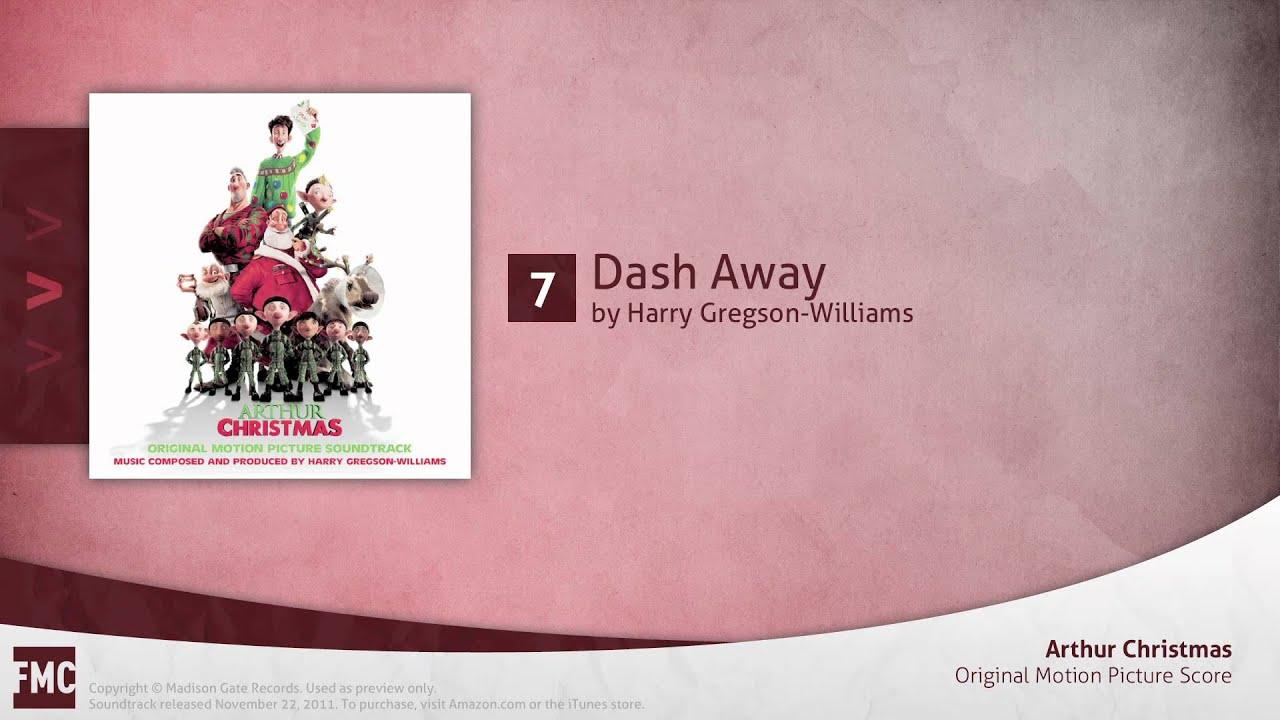 Dash Away (Arthur Christmas Soundtrack) - YouTube